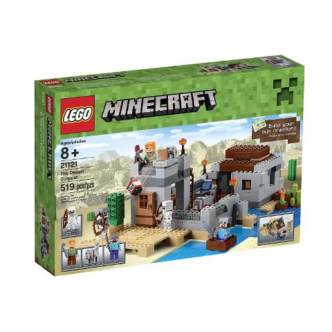 Zestawy Lego MineCraft